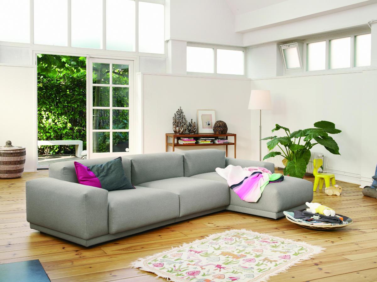 Place Sofa Ontwerp door Jasper Morrison