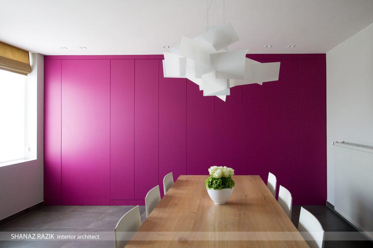 Speelse Interieur Inrichting : Kleur in interieur ǀ open interieurinrichting villa