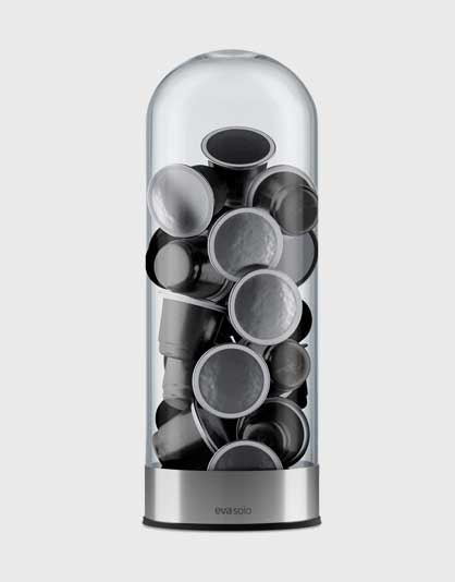Koffie capsule houder