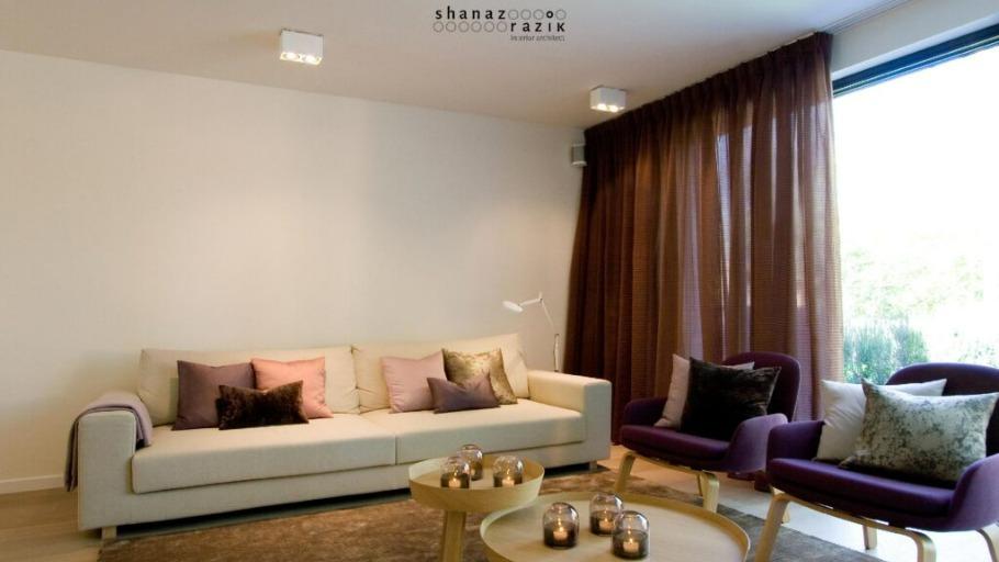Een modern, warm interieur voor Kaatje en Danny